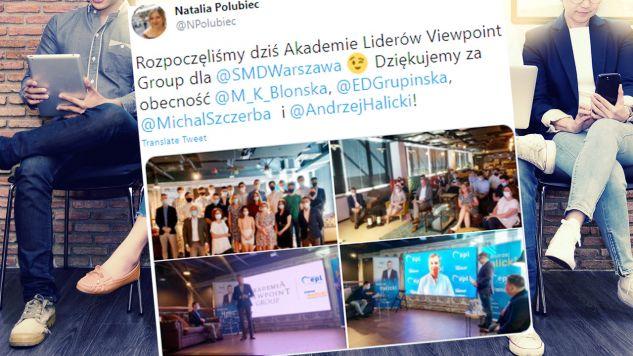 Akademię Młodych Liderów zorganizował firma lobbystyczna (fot. Shutterstock; TT)