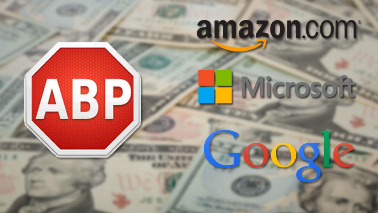 Google, Microsoft oraz Amazon podpisały tajne porozumienie z producentem programu AdBlock. (fot. materiał prasowe/pixabay.com)