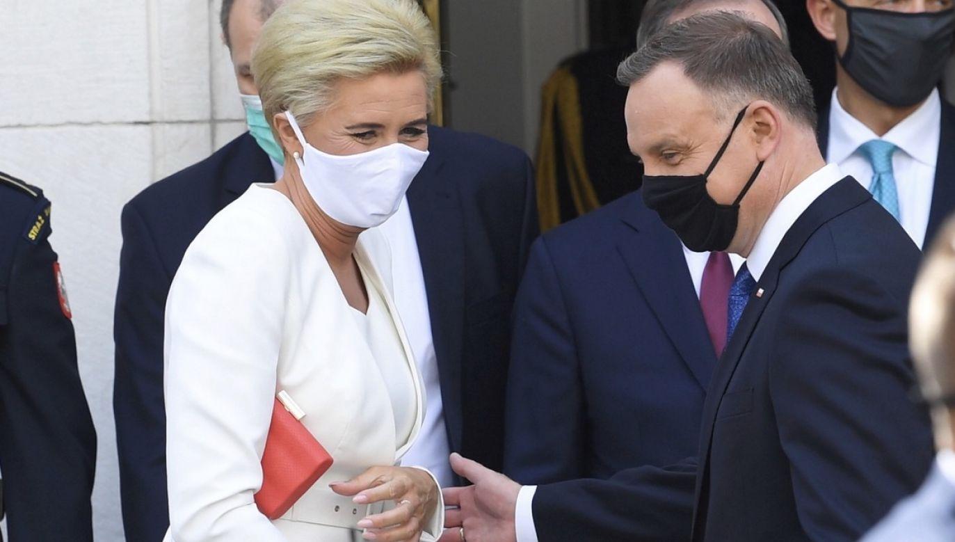 Po zaprzysiężeniu Andrzej Duda wygłosi orędzie przed Zgromadzeniem Narodowym (fot. PAP/R.Pietruszka)