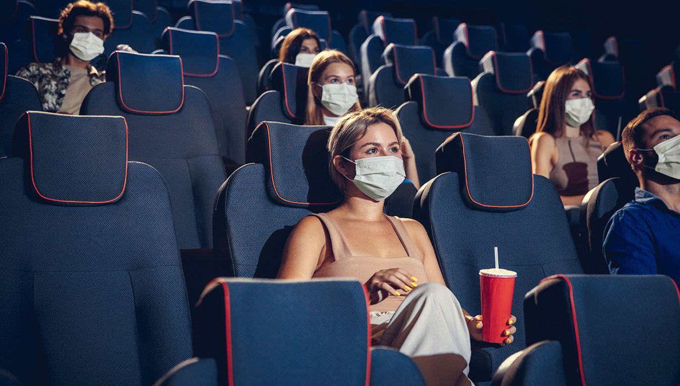 Definitywnie zniesienie cenzury w kinematografii (fot. Shutterstock)