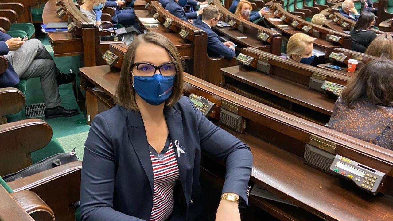 Jagna Marczułajtis-Walczak (fot. facebook.com/Jagna.Marczulajtis.Walczak)