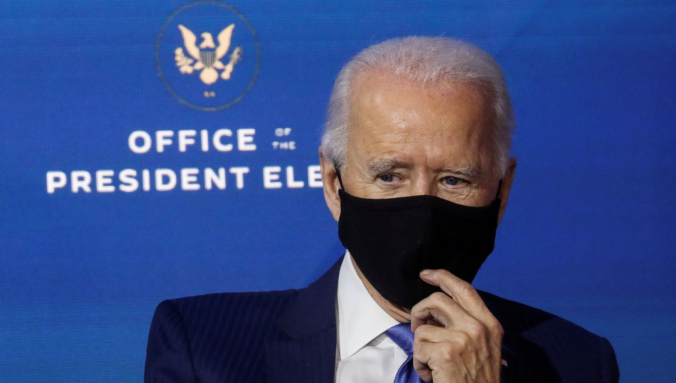 """Agenci chińscy mają już """"brać na celownik"""" przyszłą administrację Joe Bidena (fot. Leah Millis/Reuters)"""