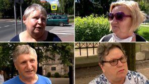 Czy Trzaskowski zlekceważy mieszkańców? Nazywają go tchórzem (fot. TVP Info)