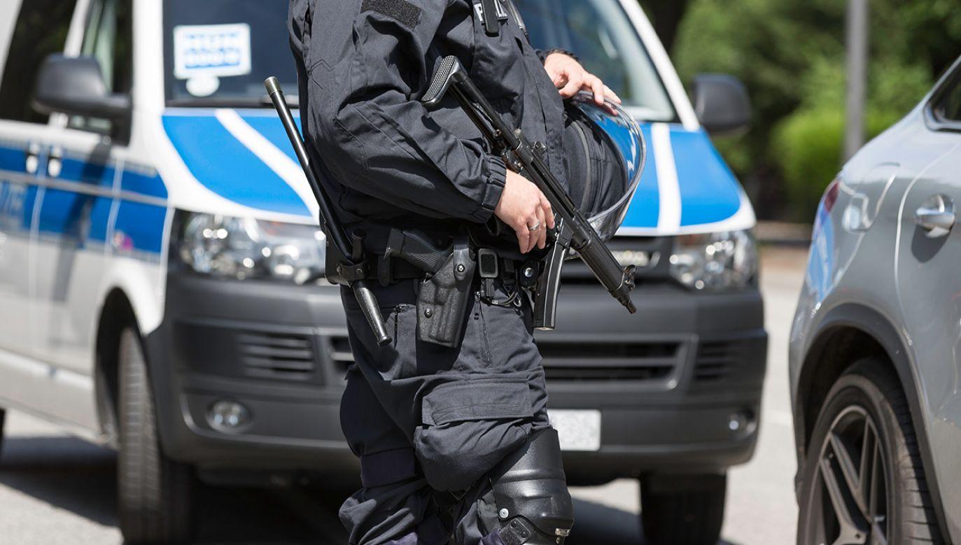"""""""Istniało także niebezpieczeństwo ataku na synagogę w Hagen"""" (fot. Shutterstock)"""