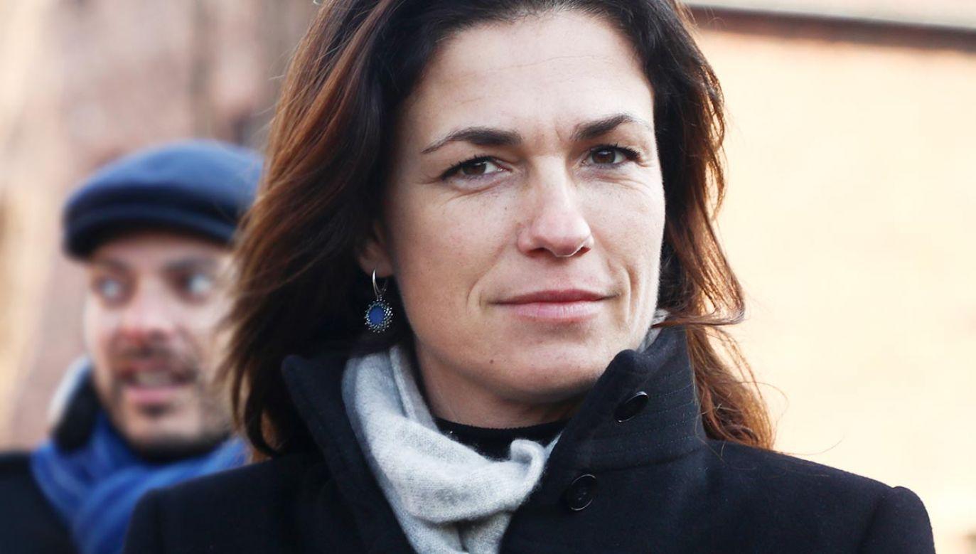Węgierska minister sprawiedliwości Judit Varga (fot. Beata Zawrzel/NurPhoto via Getty Images)