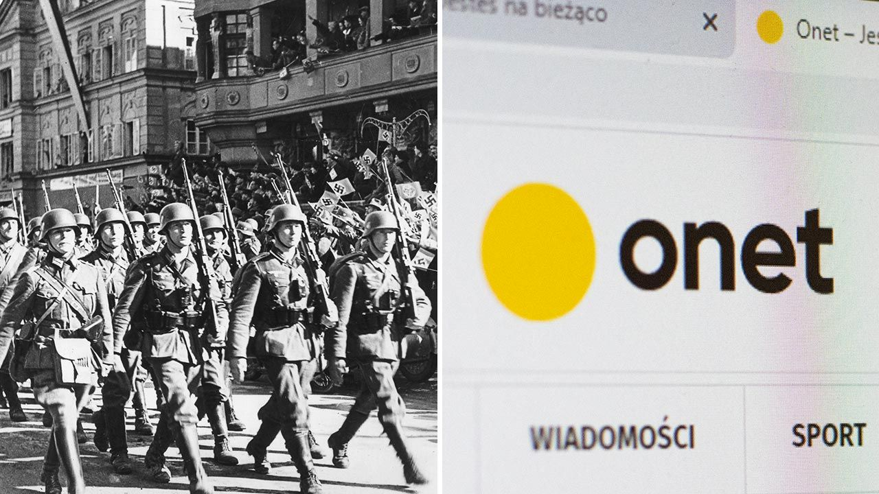 Wehrmacht od pierwszych godzin wojny dopuszczał się potwornych zbrodni.  (fot. ullstein bild/ullstein bild via Getty Images; portal tvp.info)