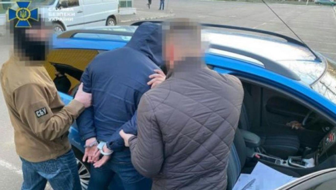 Od lat mówi się o potrzebie zmian w SBU (fot. Służba Bezpieczeństwa Ukrainy)