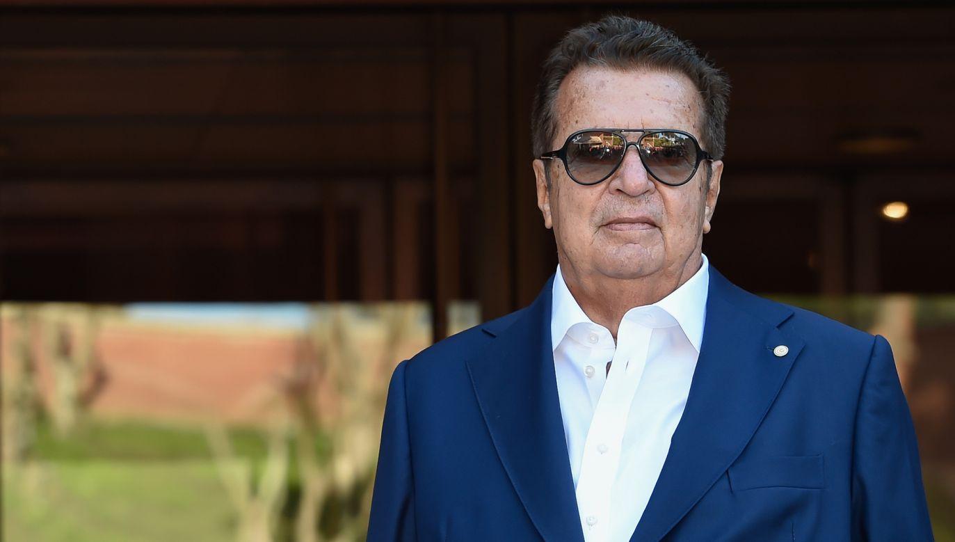 Włoski producent filmowy skazany na karę więzienia za oszustwa finansowe (fot.Getty Images/Marilla Sicilia/Archivio Marilla Sicilia/Mondadori Portfolio)