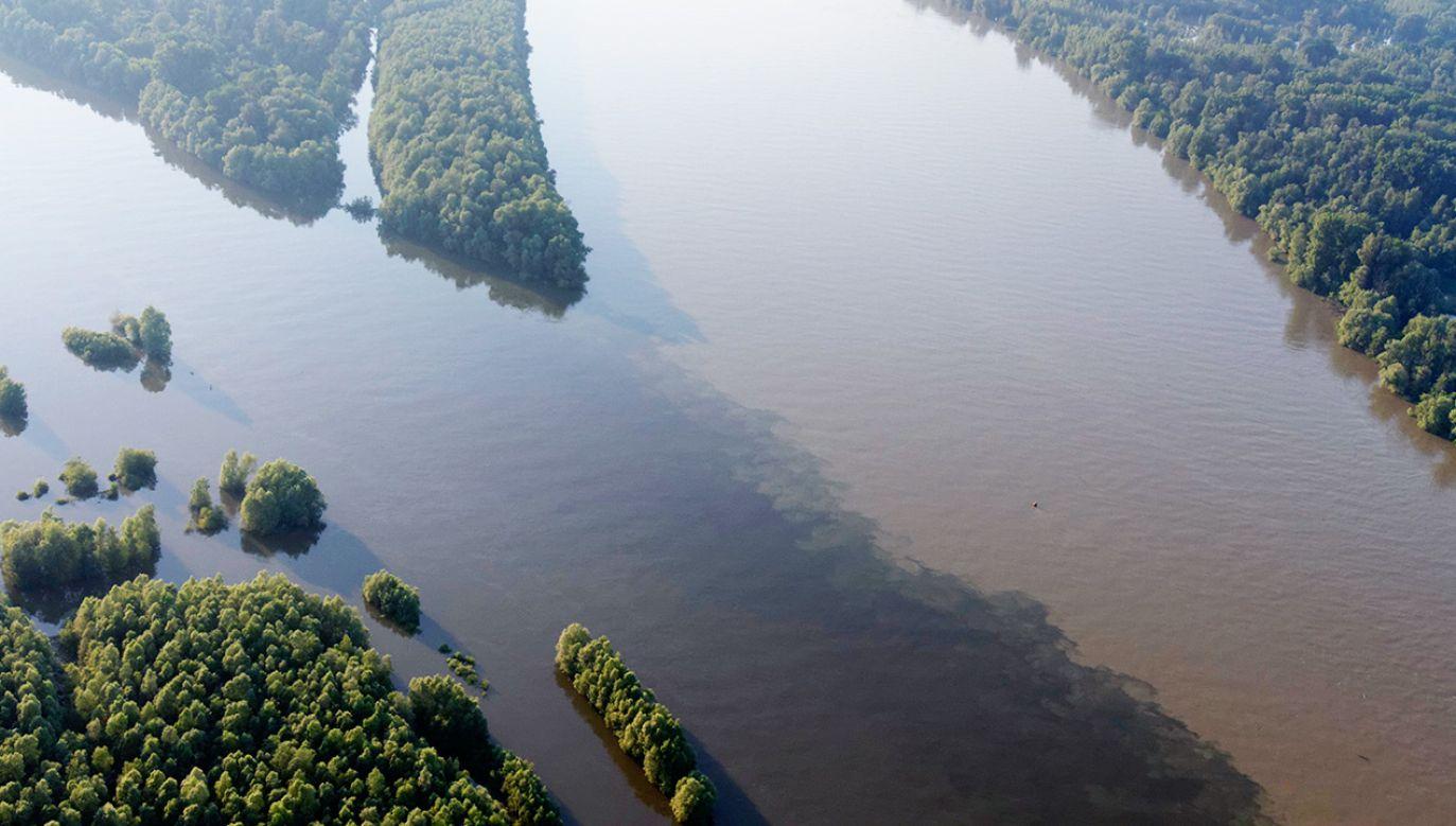 Rzeki Dunaj i Drawa (fot. Shutterstock)