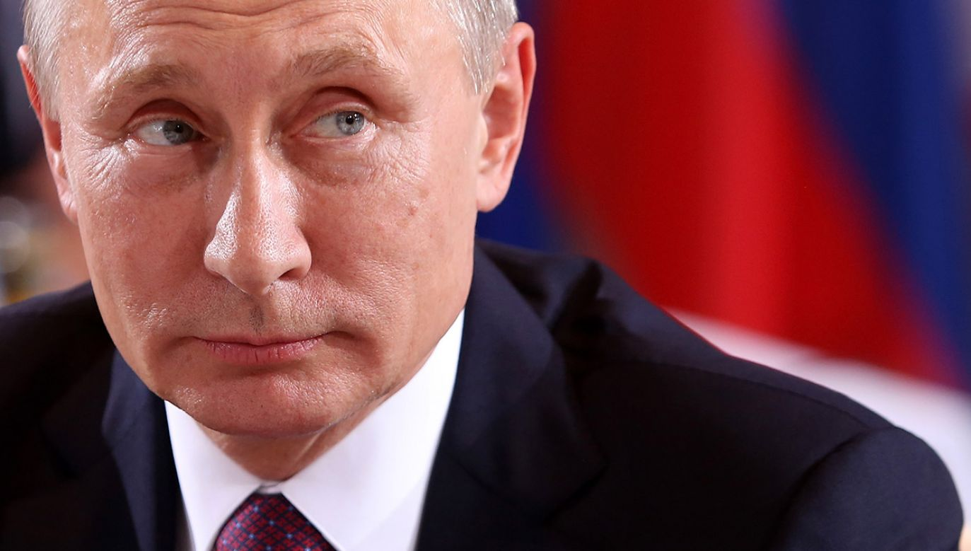 Władimir Putin wciąż manipuluje historią II wojny światowej (fot. Adam Berry/Getty Images)