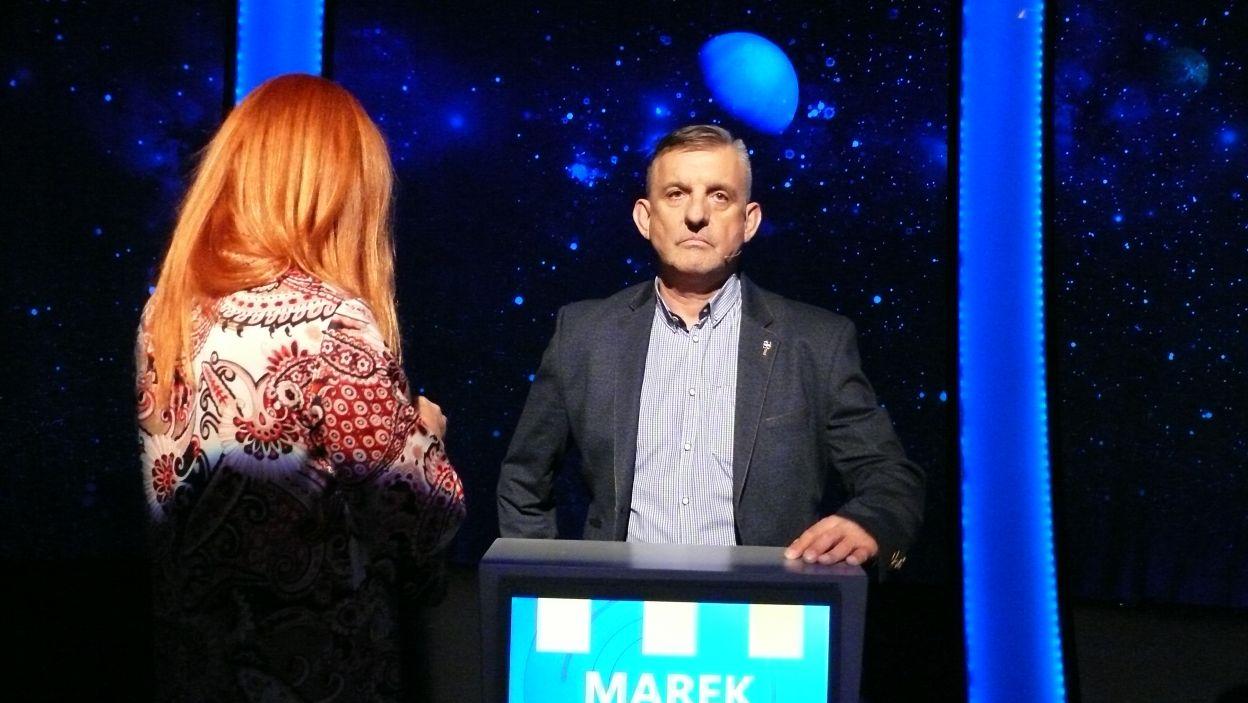 Pan Marek jest już prawie gotowy do rozgrywki 14 odcinka 115 edycji