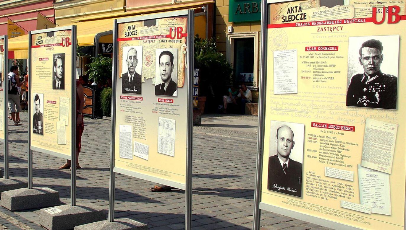 Piotr Naimski ocenił uchwałę Izby Pracy SN ws. emerytur byłych funkcjonariuszy służb PRL (fot. PAP/Adam Hawałej)
