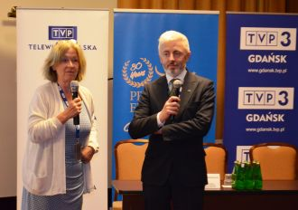 PRIX EUROPA 2016 Master Class under the patronage of TVP and the President of Gdańsk