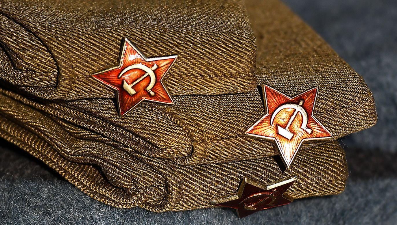 Zdaniem historyka pomiędzy narracją sowiecką i rosyjską można w wielu przypadkach postawić znak równości (fot. Artur Widak/NurPhoto via Getty Images)