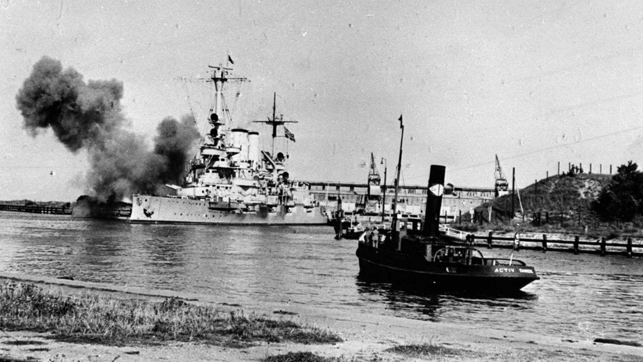 Załoga Westerplatte broniła się 7 dni (fot. Archiwum PAP)