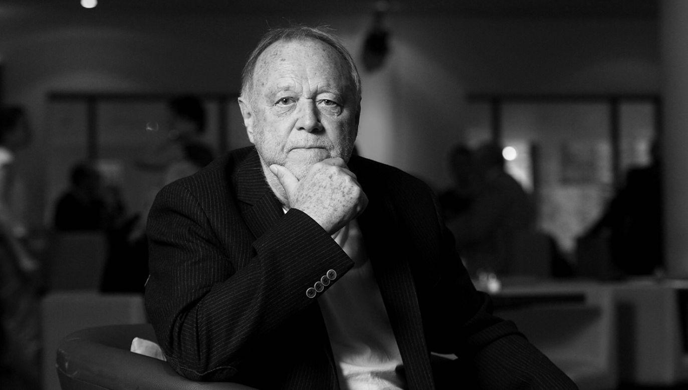 Niemiecki reżyser filmowy Joseph Vilsmaier (fot. arch. PAP/DPA/Tobias Hase)