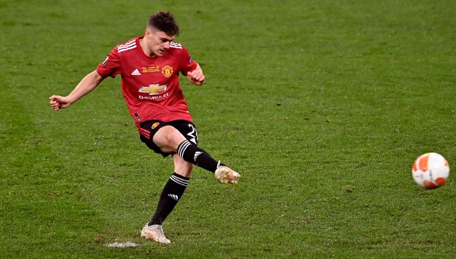 Daniel James wyrasta na jednąz gwiazd Manchesteru United i reprezentacji Walii (fot. Getty)