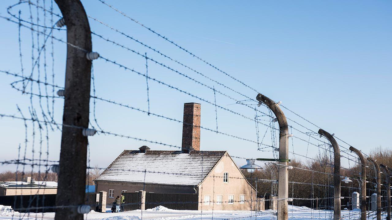 Miejsce pamięci obozu koncentracyjnego Buchenwald musi wzmocnić ochronę (fot. Jens-Ulrich Koch/Getty Images)