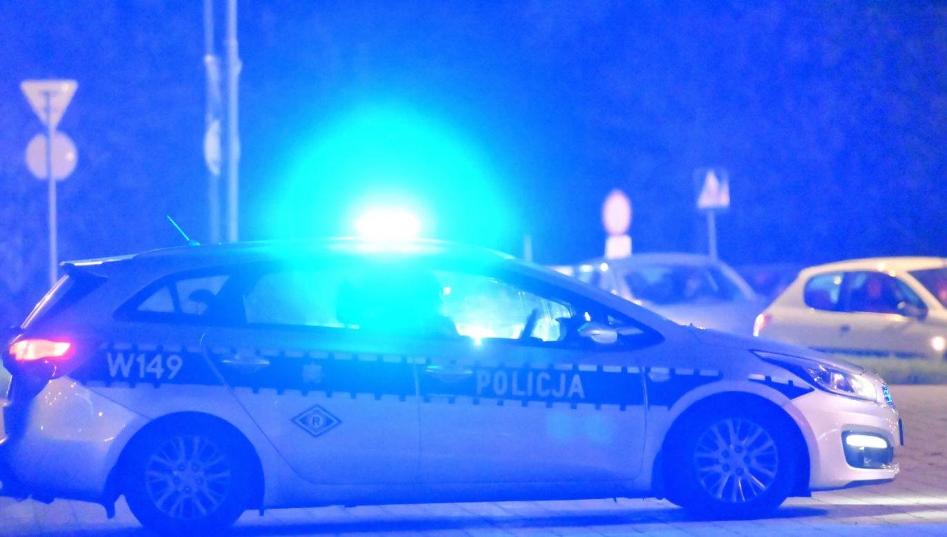 Rzecznik prasowa jeleniogórskiej policji Edyta Bagrowska poinformowała w niedzielę, że ciało znaleziono w sobotę po godz. 22.30 (fot. PAP/Marcin Bielecki)