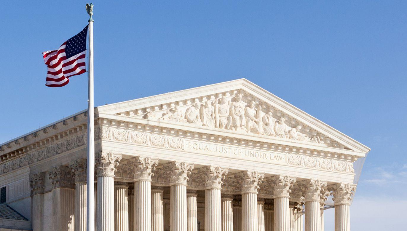 Sąd Najwyższy Stanów Zjednoczonych jednogłośnie poparł instytucje katolickie (fot. Shutterstock)