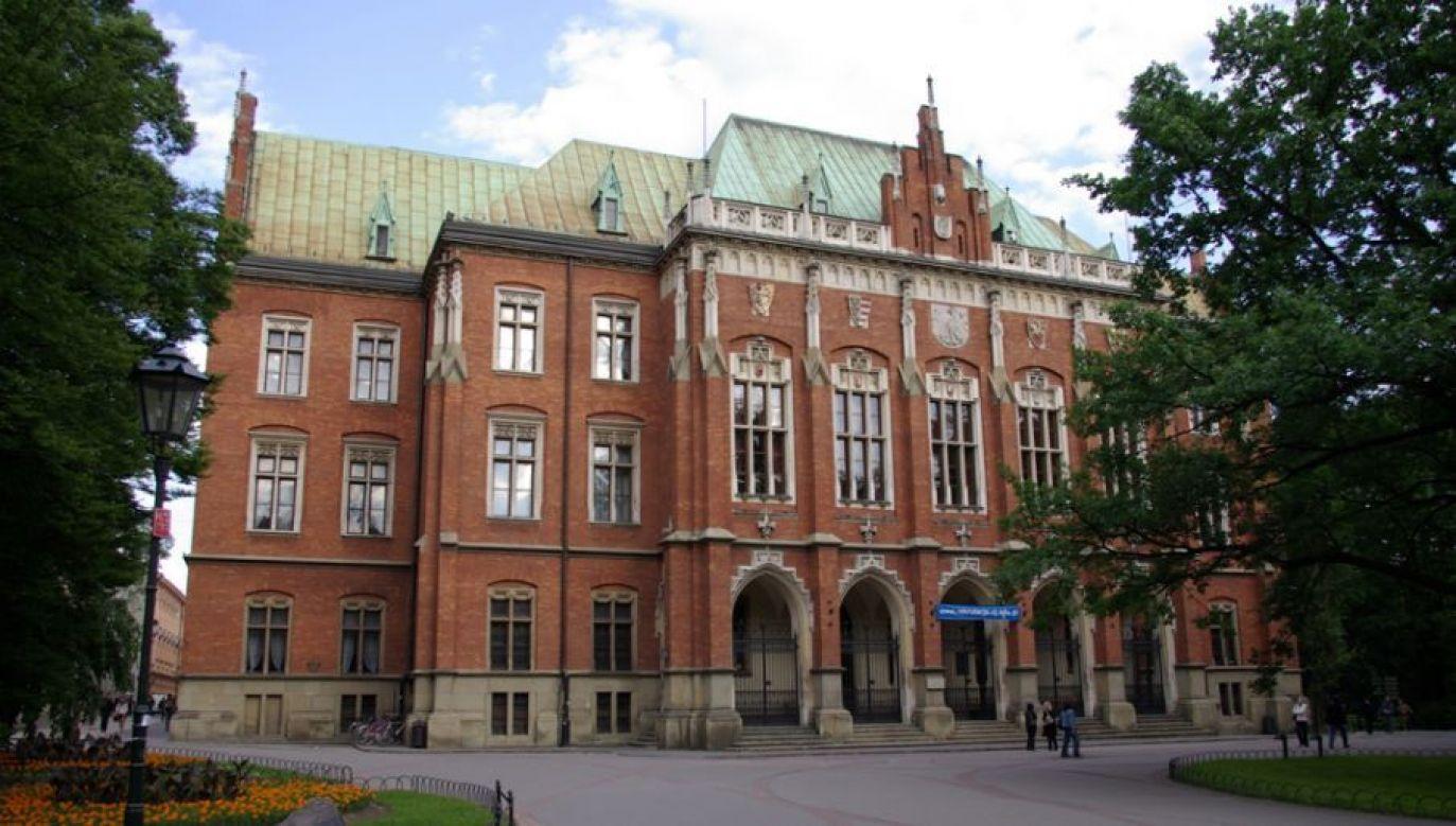 Uniwersytet Jagielloński w Krakowie wyprzedził Uniwersytet Warszawski (fot. Wikipedia/Janericloebe)
