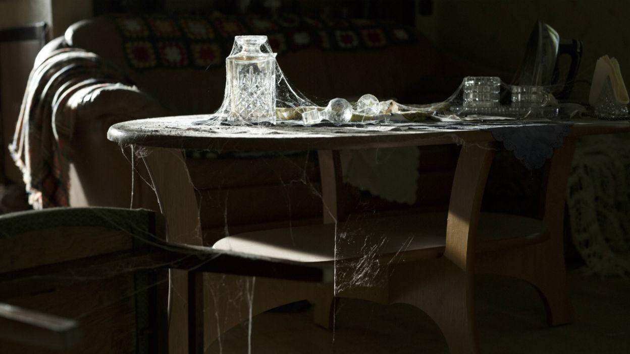 Na każdym z miejsc zbrodni można też odnaleźć kolekcję ozdobnego szkła (fot. Krzysztof Wiktor)