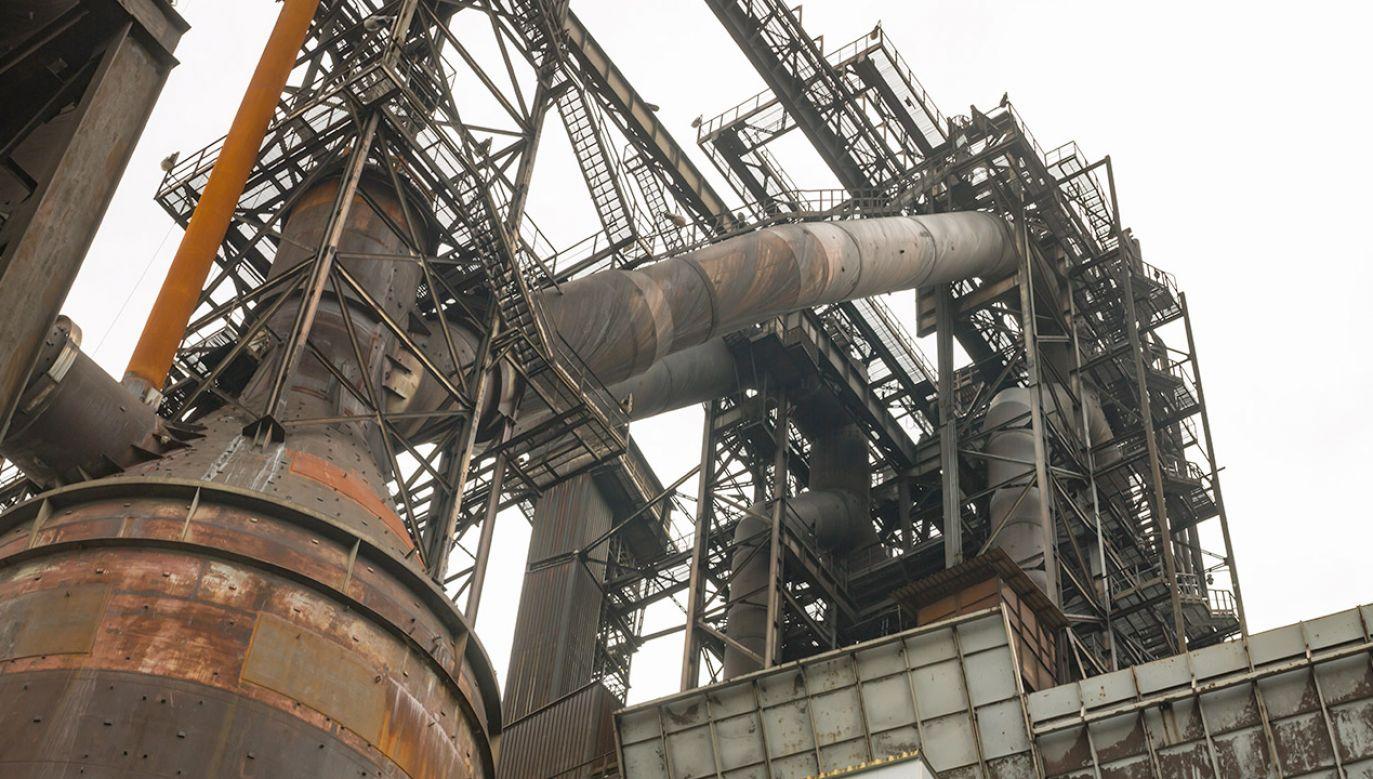 ArcelorMittal Poland zatrudnia ok. 11 tys. osób (fot. arch.PAP/Stanisław Rozpędzik)