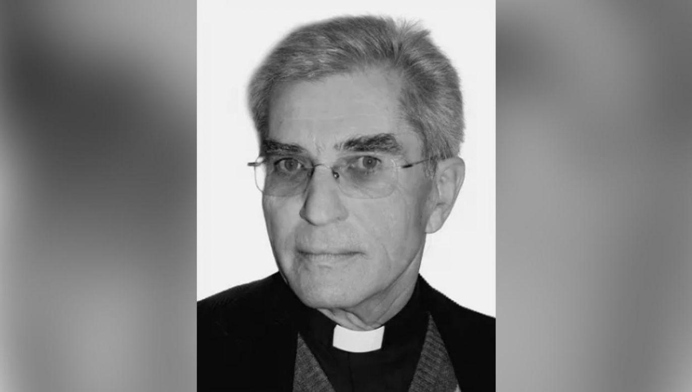 Miał 83 lata (fot. jezuici.pl)