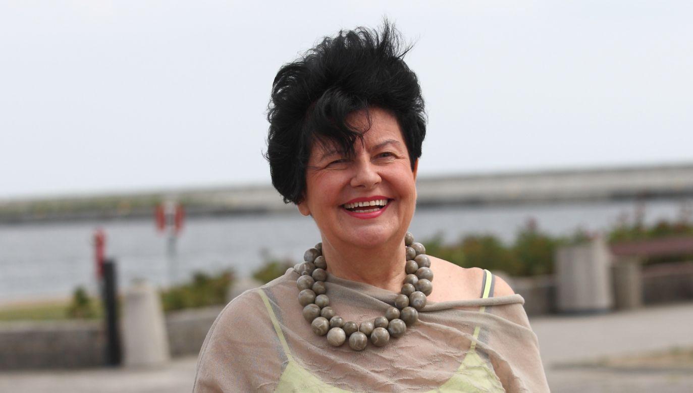 Joanna Senyszyn (fot. NurPhoto/NurPhoto via Getty Images)