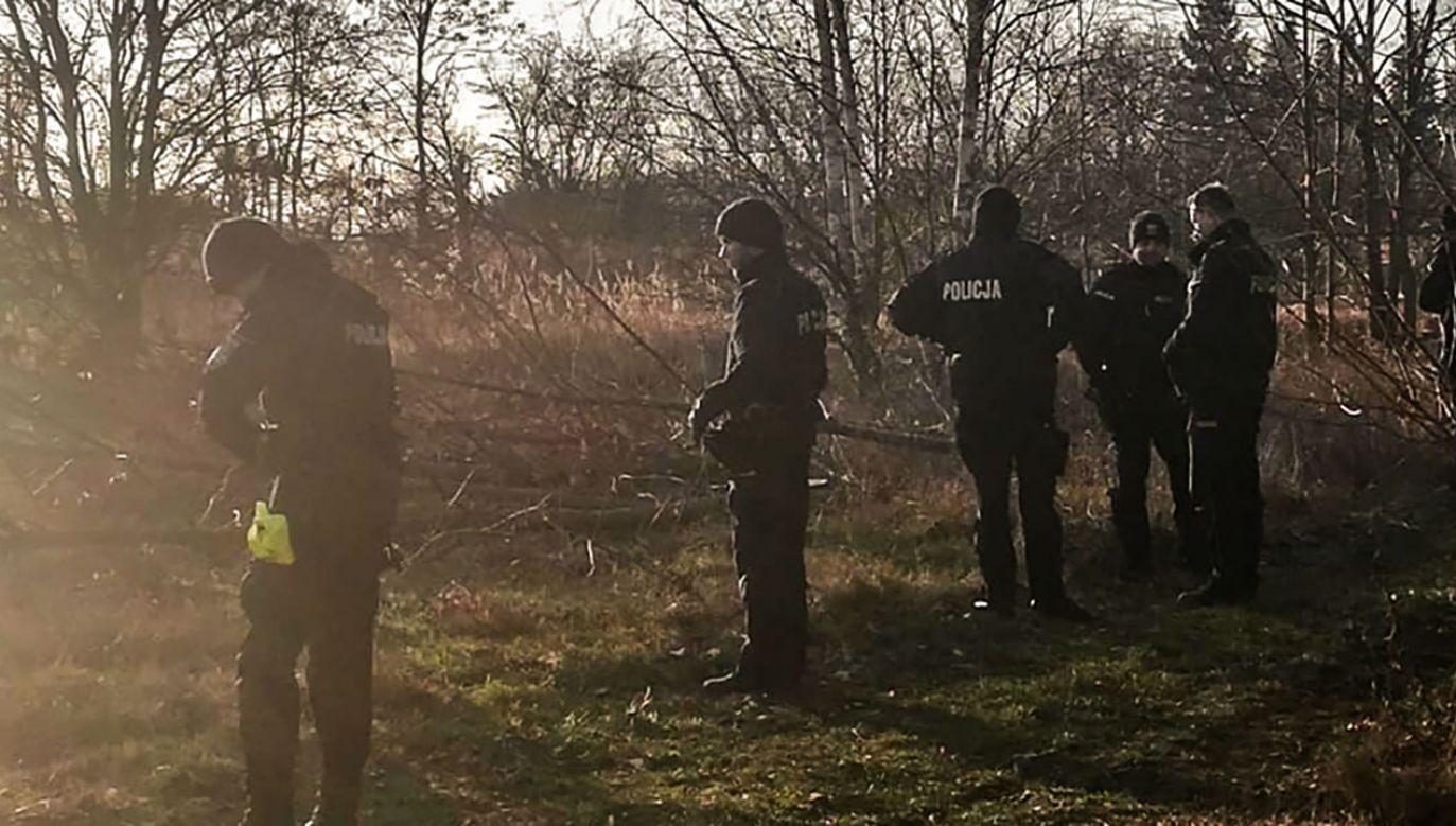 Wstępne oględziny wykazały, że śmierć 47-latka była wynikiem zabójstwa (fot. Policja lubuska)