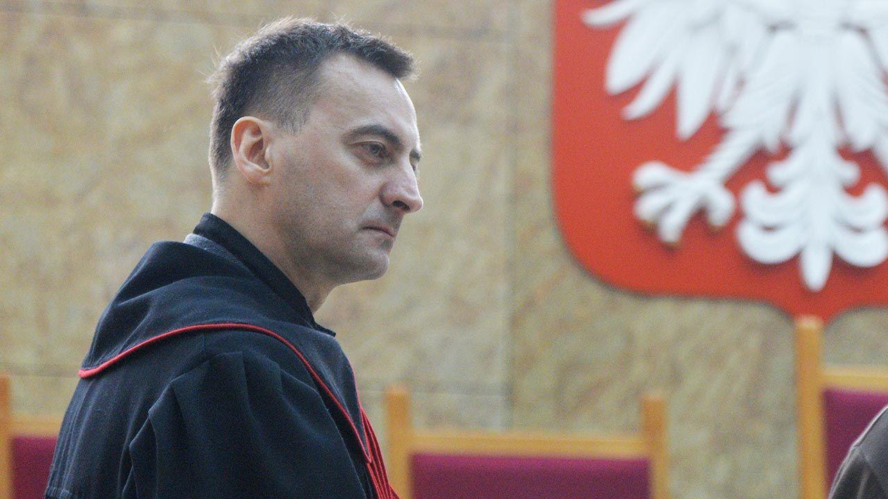 Prokurator Mariusz Krasoń (fot. PAP/Jacek Bednarczyk)