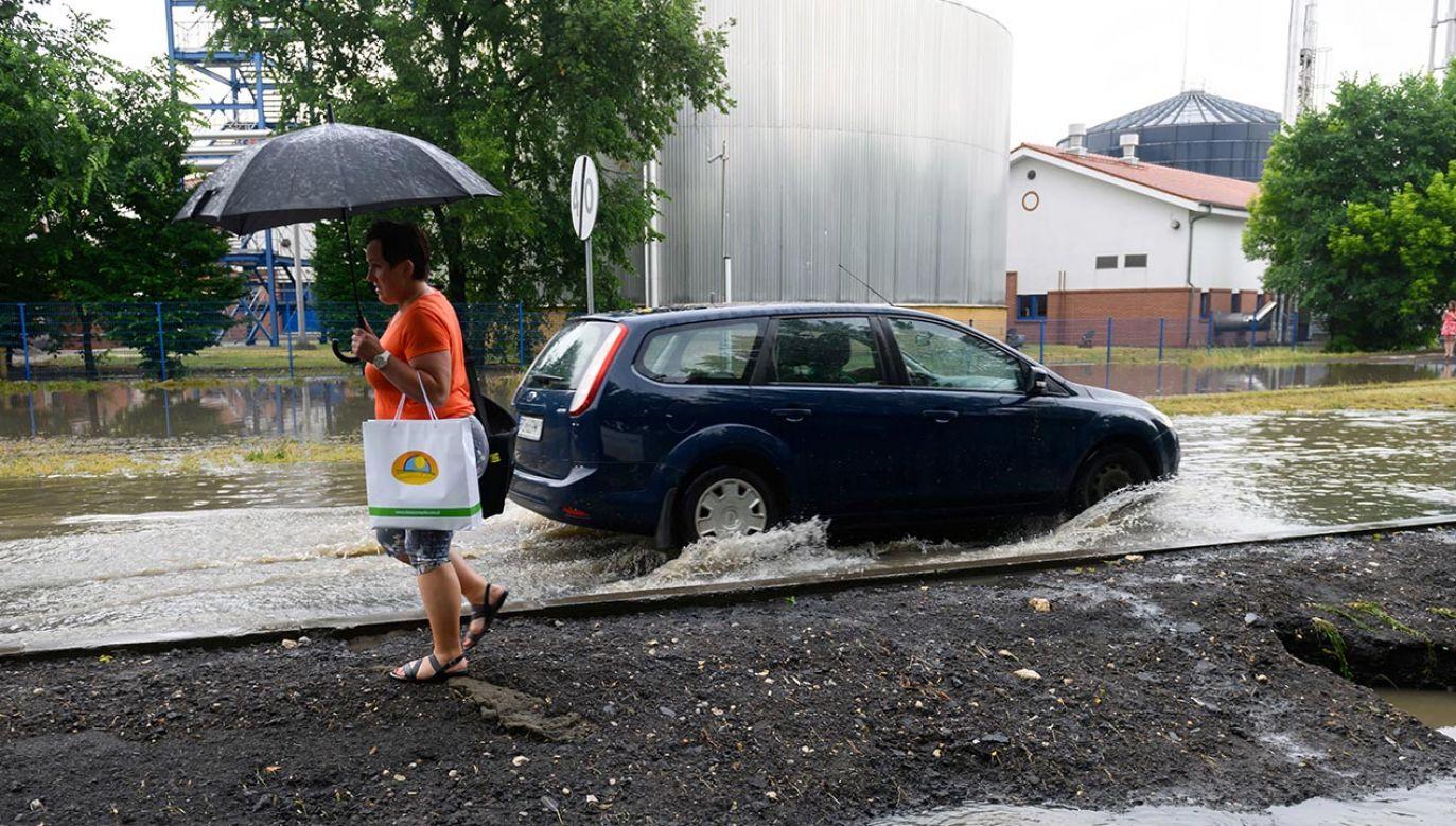Prognoza pogody – piątek 25 czerwca (fot. PAP/Jakub Kaczmarczyk)