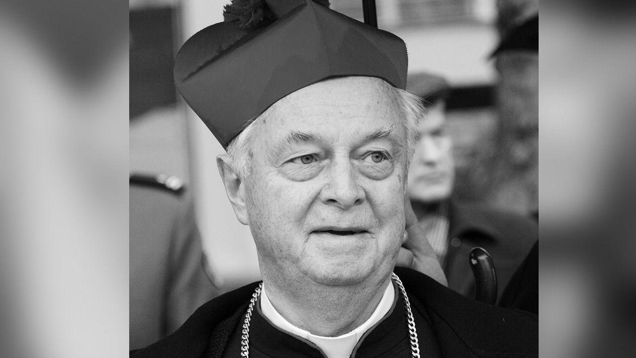 Adam Dyczkowski miał 88 lat (fot. arch. PAP/Lech Muszyński)