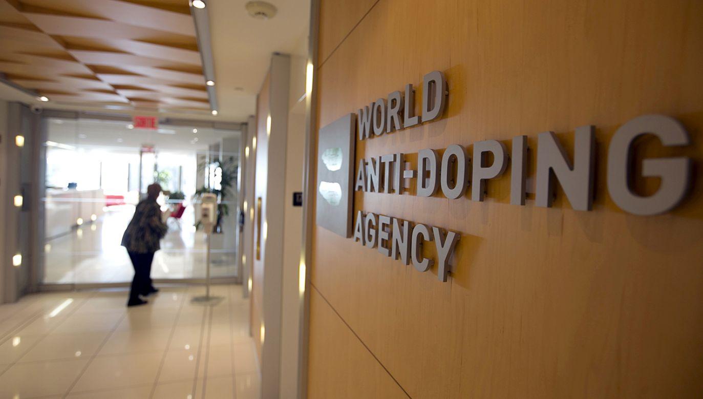 Akcję przeprowadził Europol wspólnie z WADA (fot. REUTERS/Christinne Muschi)