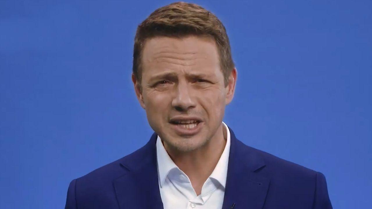 Rafał Trzaskowski  (fot. Youtube/Trzaskowski2020)