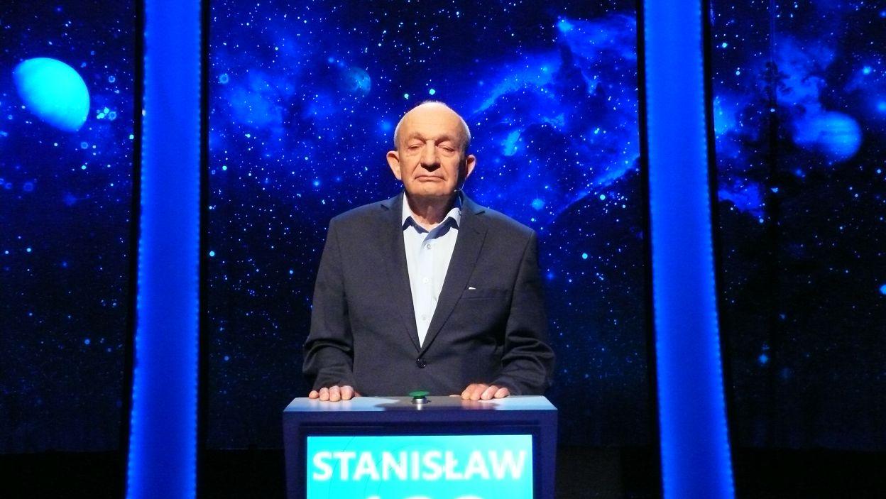 Stanisław Szyk - zwycięzca 11 odcinka 114 edycji