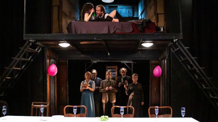 """""""Inne rozkosze"""" na scenie Teatru Telewizji"""