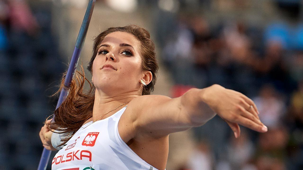 Maria Andrejczyk (fot. Adam Nurkiewicz/Getty Images)
