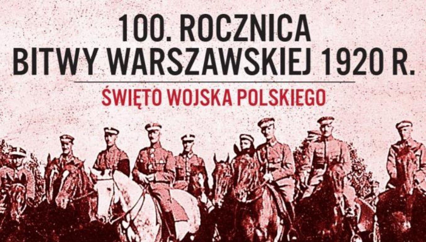 """""""Cud nad Wisłą"""" określany jest mianem 18 najważniejszej bitwy w historii świata (fot. UM Stalowa Wola)"""