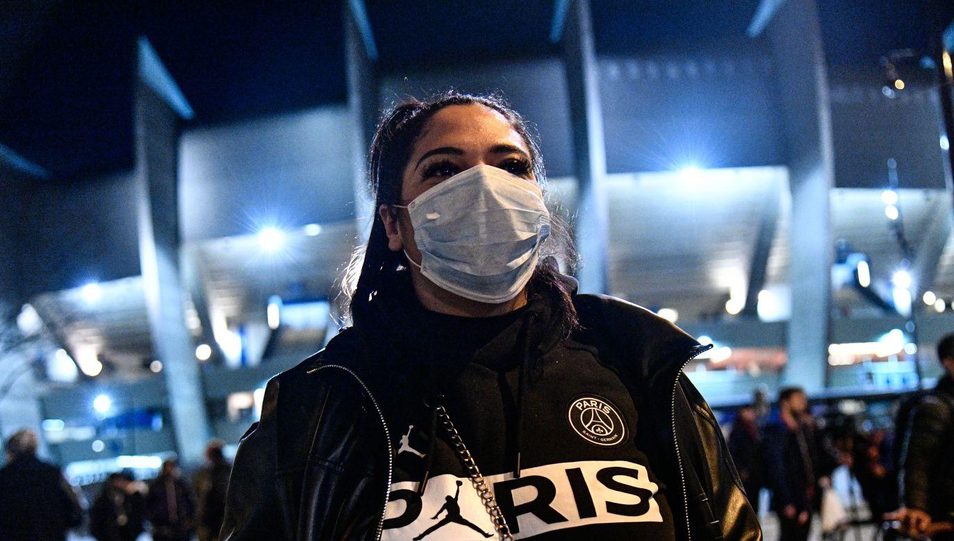 Rośnie liczba osób zakażonych koronawirusem, również wśród sportowców (fot. Getty)