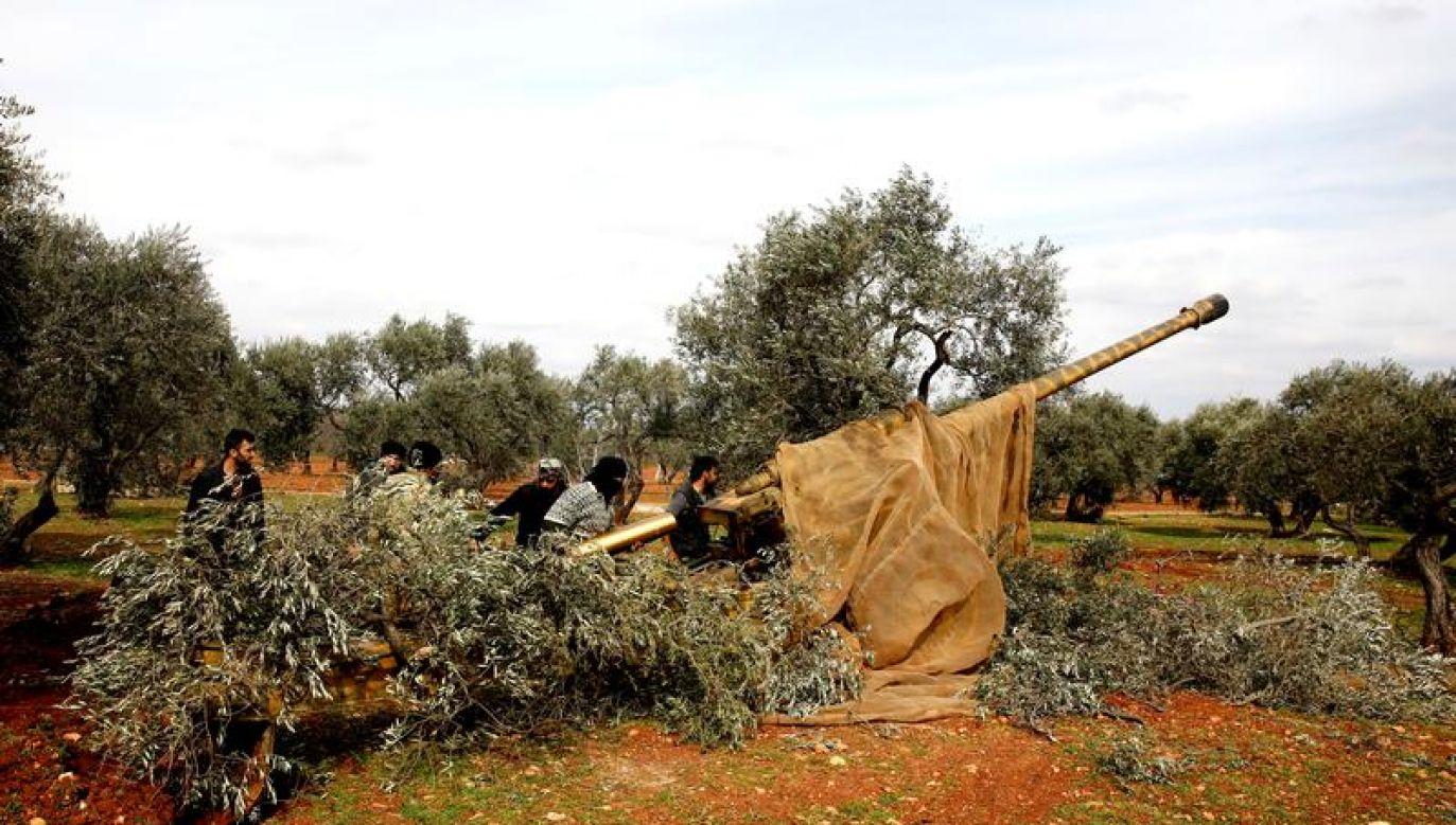 Idlib był do niedawna ostatnim bastionem rebeliantów (fot. REUTERS/Umit Bektas)