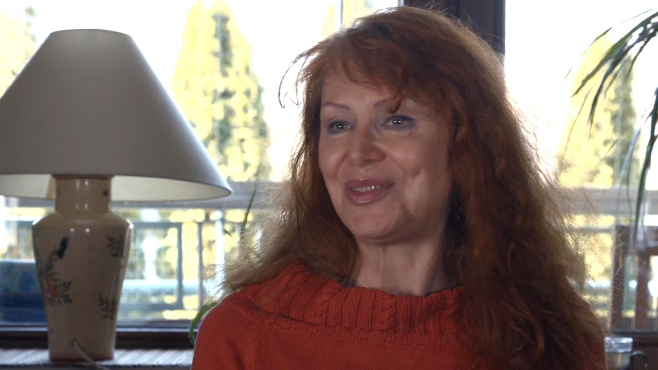 Ewa Siedlecka kreuje się na eksperta w sprawach dotyczących Trybunału Konstytucyjnego i jego prac (fot. KsTischner / Youtube.com)