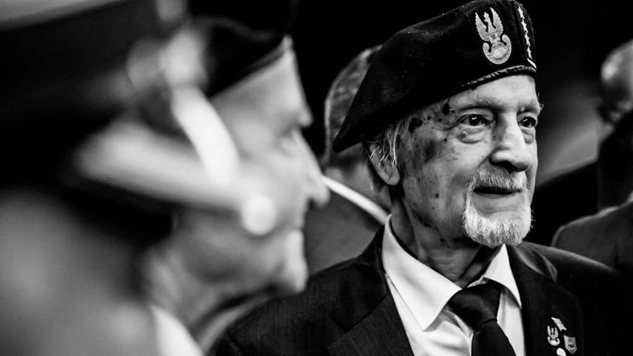 Cudowny Człowiek – napisał o Jerzym Nowickim premier Mateusz Morawiecki (fot. TT/MorawieckiM)
