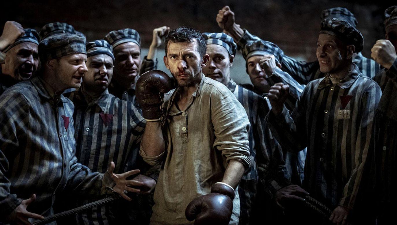 Odtwórca głównej jest roli Piotr Głowacki (fot. R. Pałka)