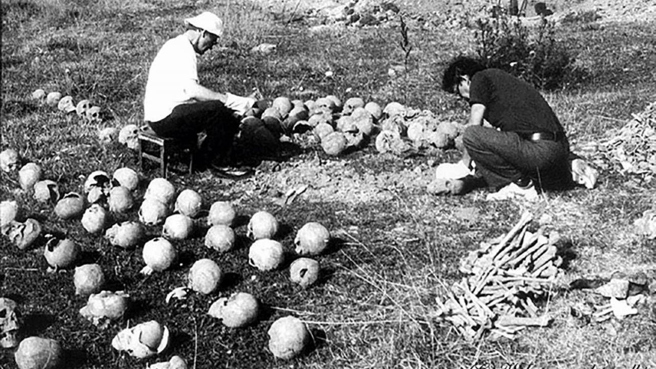 Bojownicy OUN dokonali zbrodni ludobójstwa (fot. IPN)