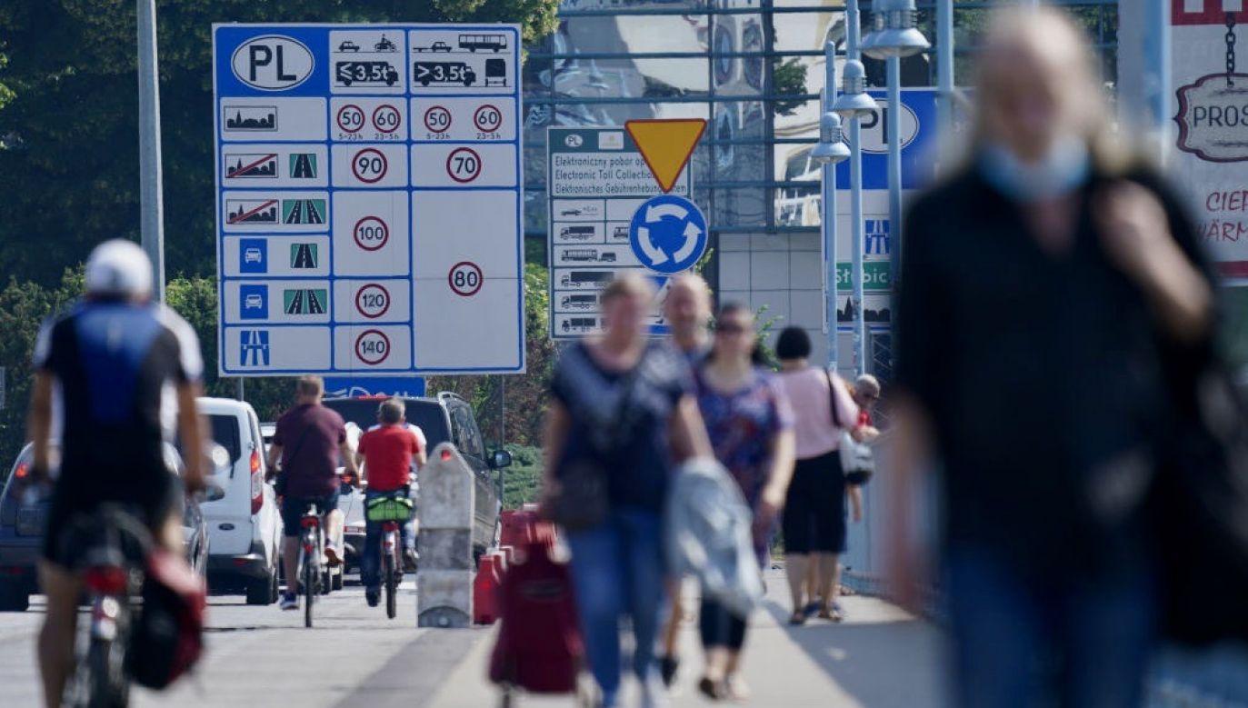 Ponad pół miliona obywateli Ukrainy otrzymało zgodę na pobyt w naszym kraju (fot. Sean Gallup/Getty Images)