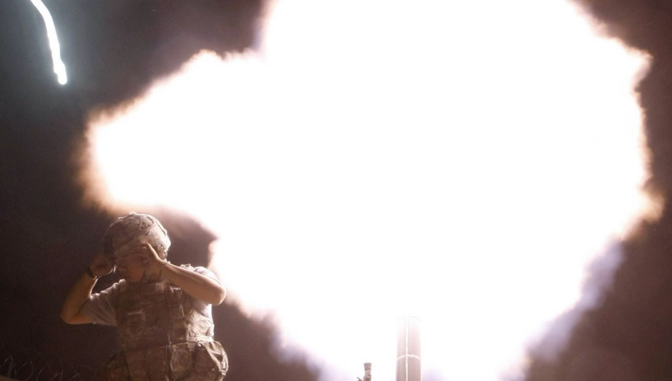 Atak rakietowy w pobliżu bazy amerykańskiego wojska (fot. REUTERS/Tim Wimborne, zdjęcie ilustracyjne)