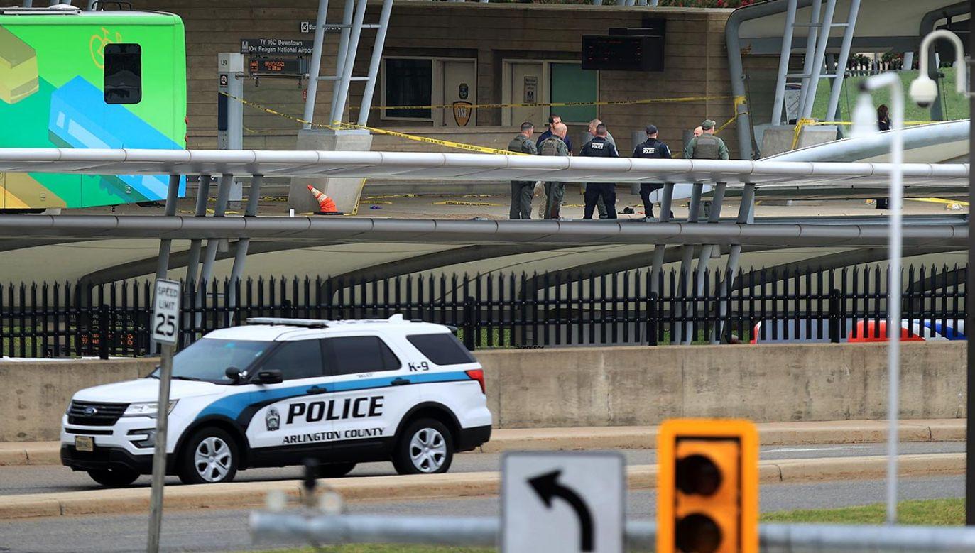 Budynek Pentagonu został zamknięty (fot. Chip Somodevilla/Getty Images)