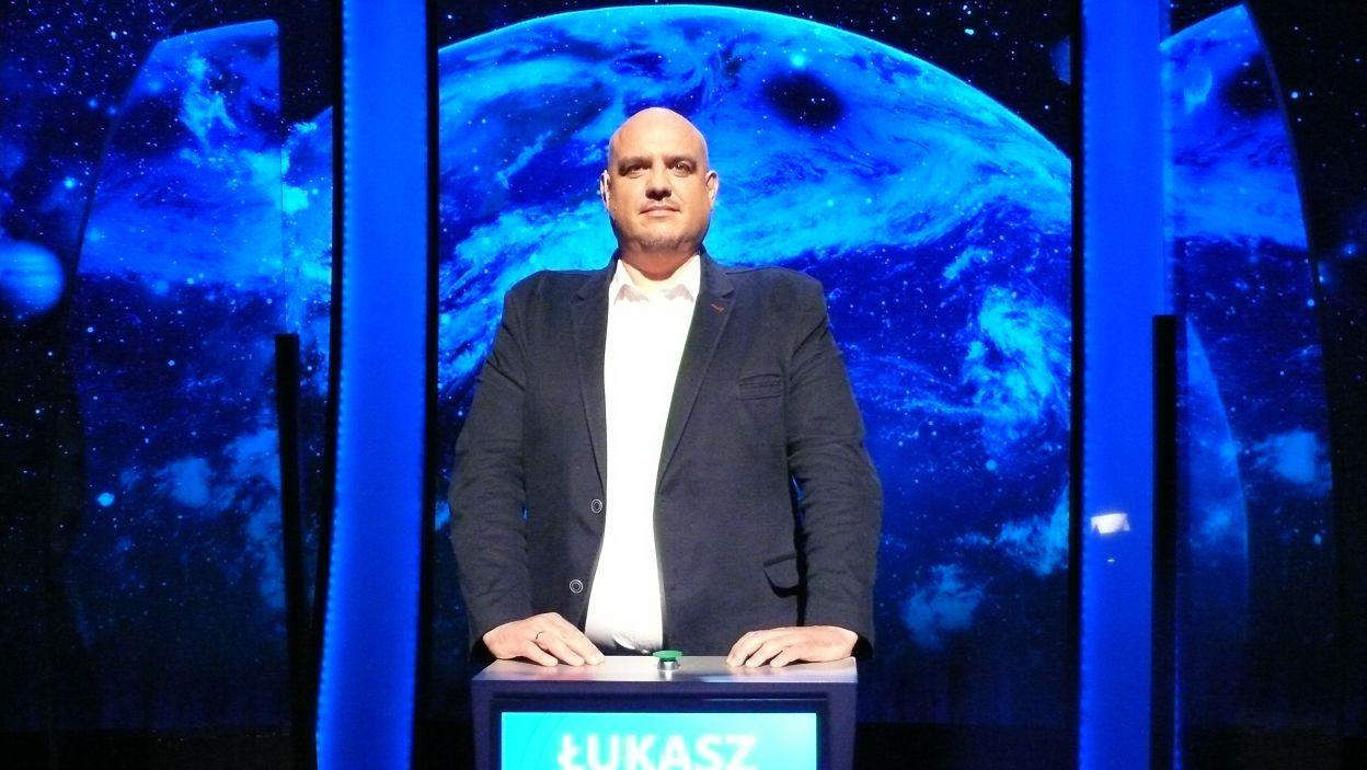 Zwycięstwo 1 odcinka 122 edycji zdobył Pan Łukasz Galas