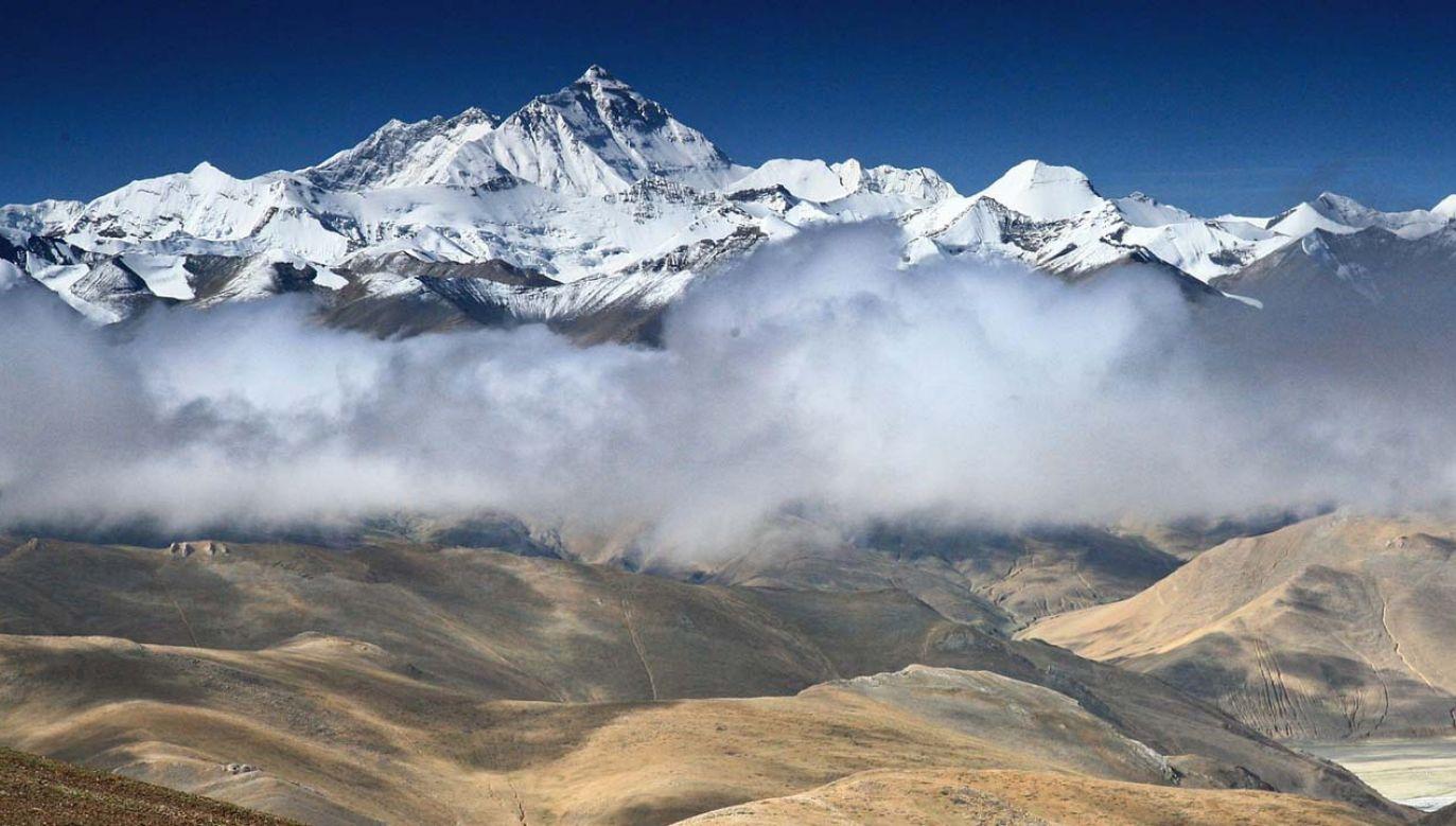 Trzęsienie ziemi sprzed pięciu lat mogło mieć wpływ na wysokość Mount Everest (fot. Pixabay)
